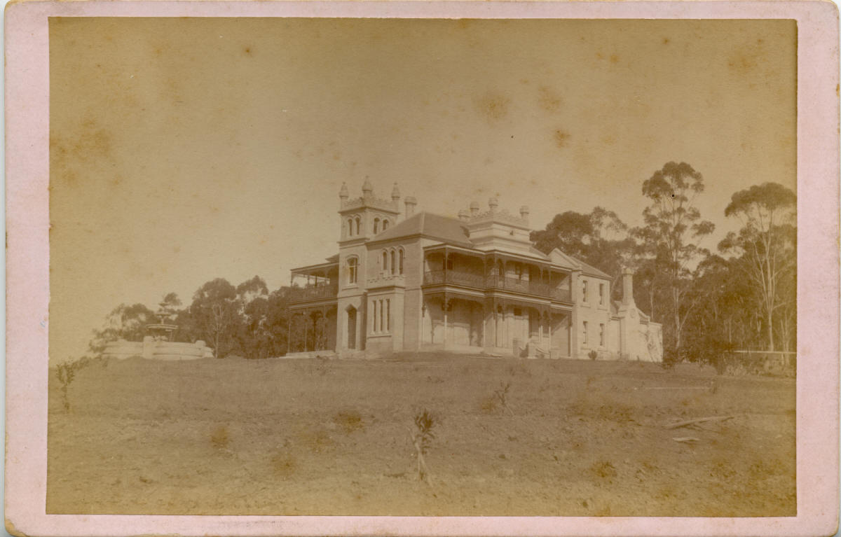 Flushcombe and Flushcombe Turrets A Blacktown Tragedy